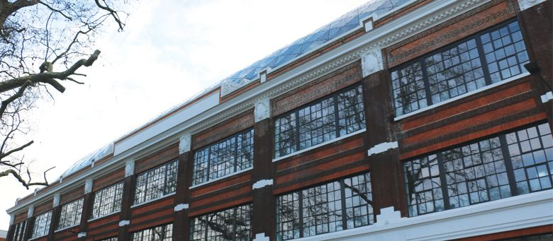 Crittall Helps Maintain Industrial Heritage Of Striking