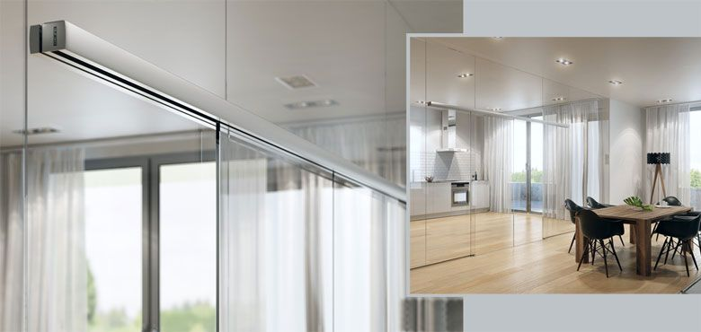 The launch of GEZEu0027s new sliding door system is a real David and Goliath affair. The Levolan 120 belies its modest appearance ... & Small and Mighty u2013 GEZE UK Launches a Tiny Powerhouse | Building ...