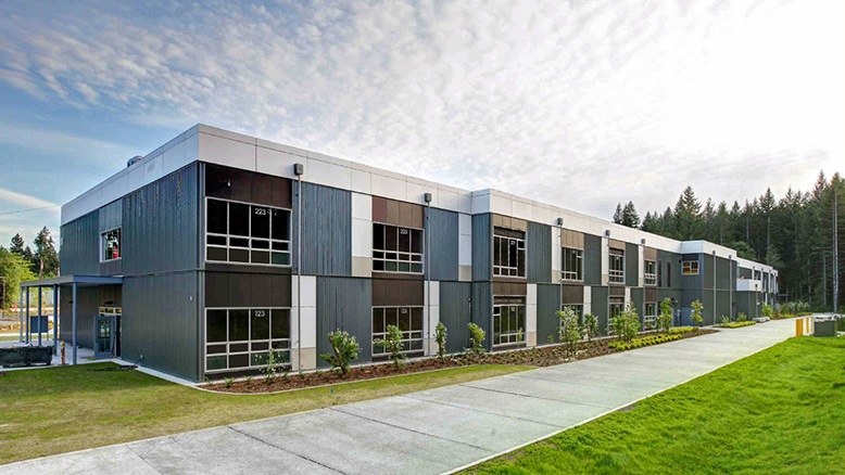 boost for modular buildings and education building specifier